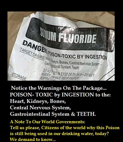 SoduimFluoride Fluoride   KILLING ME SOFTLY