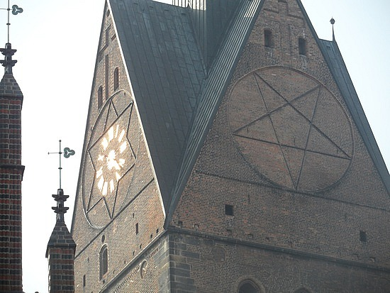 Restoring The Pentagram To Its Proper Place Oneclimbs