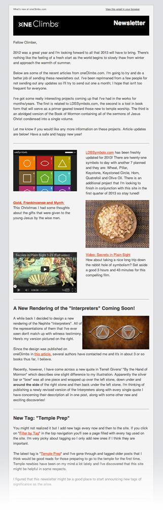 oc-newsletter-sample