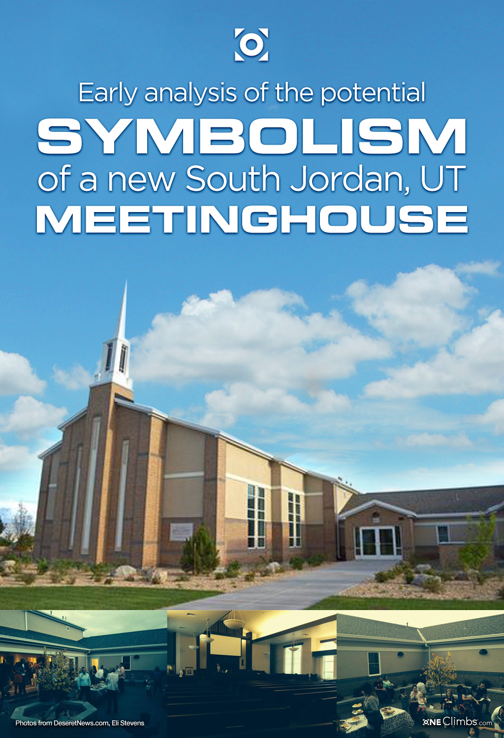 Early analysis of the potential symbolism of a new south jordan early analysis of the potential symbolism of a new south jordan meetinghouse buycottarizona